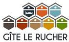 GITE LE RUCHER Logo